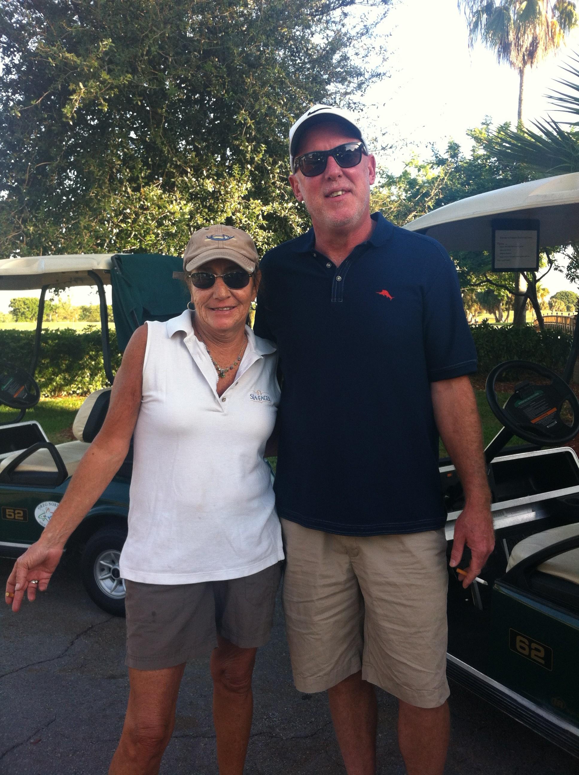 Carolyn Curto & Chris Malmsjo