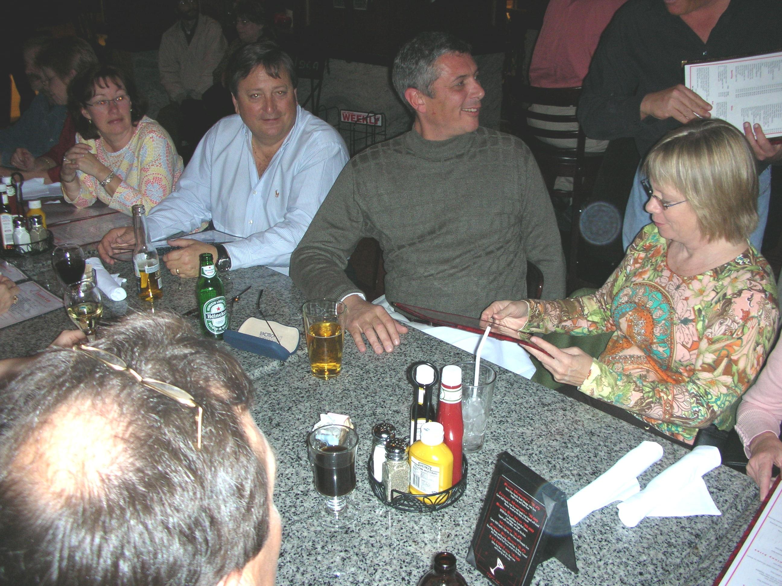 Kathleen Ferguson, Greg Maggus, Jim Johnson, & Laurie Harden (1)