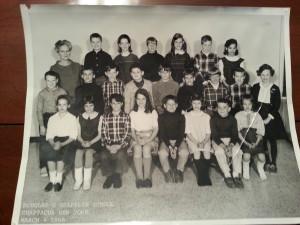 3rd grade Grafflin