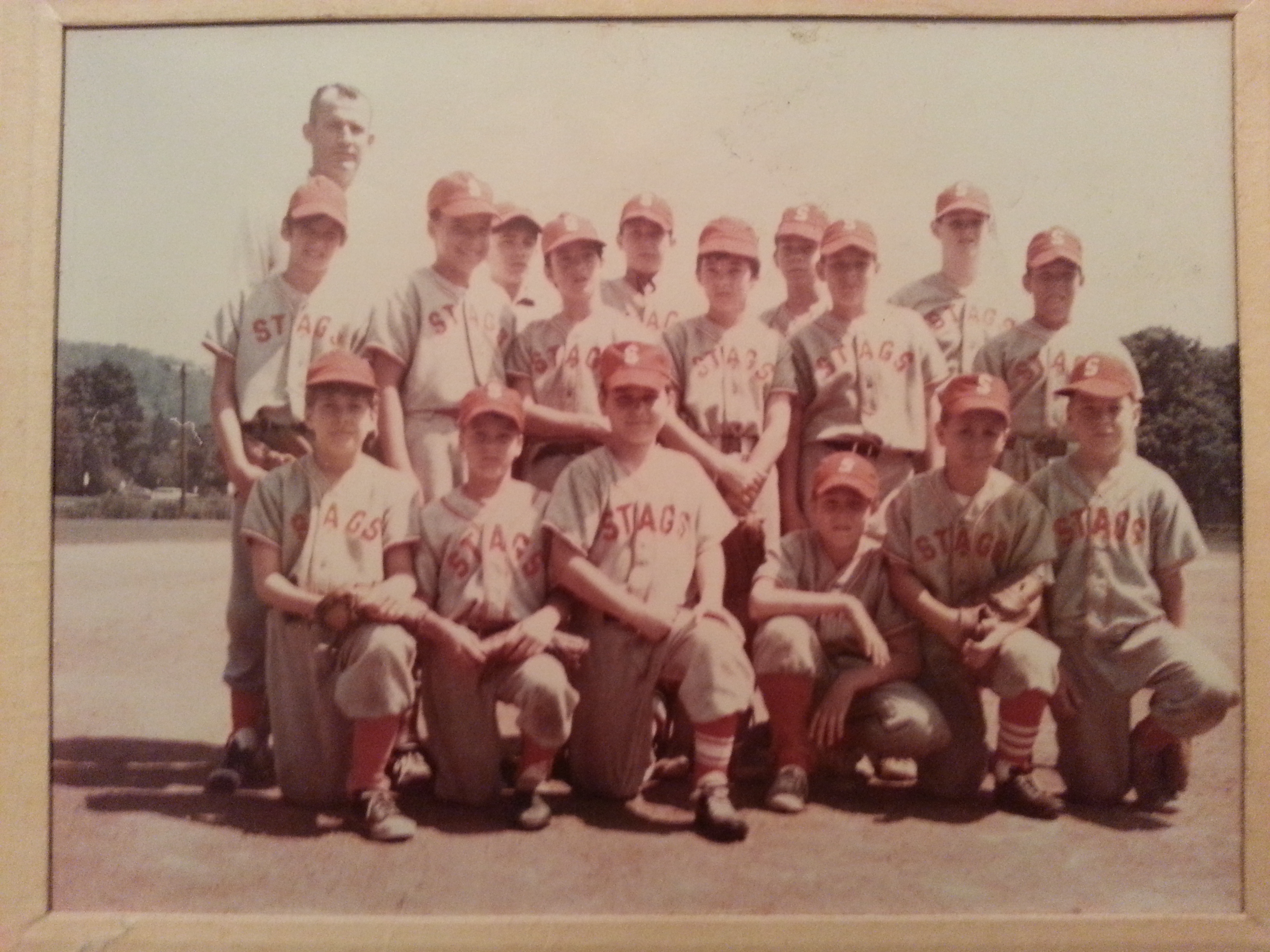 1968 Chappaqua Stags – Little League Runner-ups